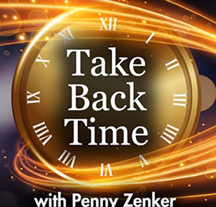 take back time with penny zenker