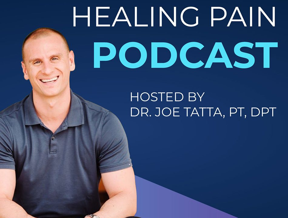 the healing pain podcast